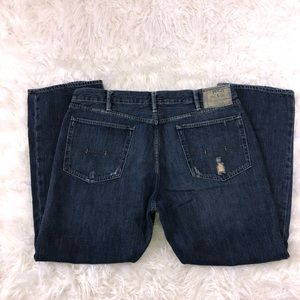 Polo Ralph Lauren Classic 867 Jeans Distressed